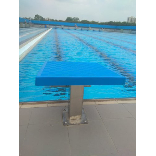 Swimming Pool Podium