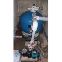Swimmimg Pool Filtration Plant
