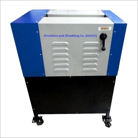 Commercial Paper Shredding Machine