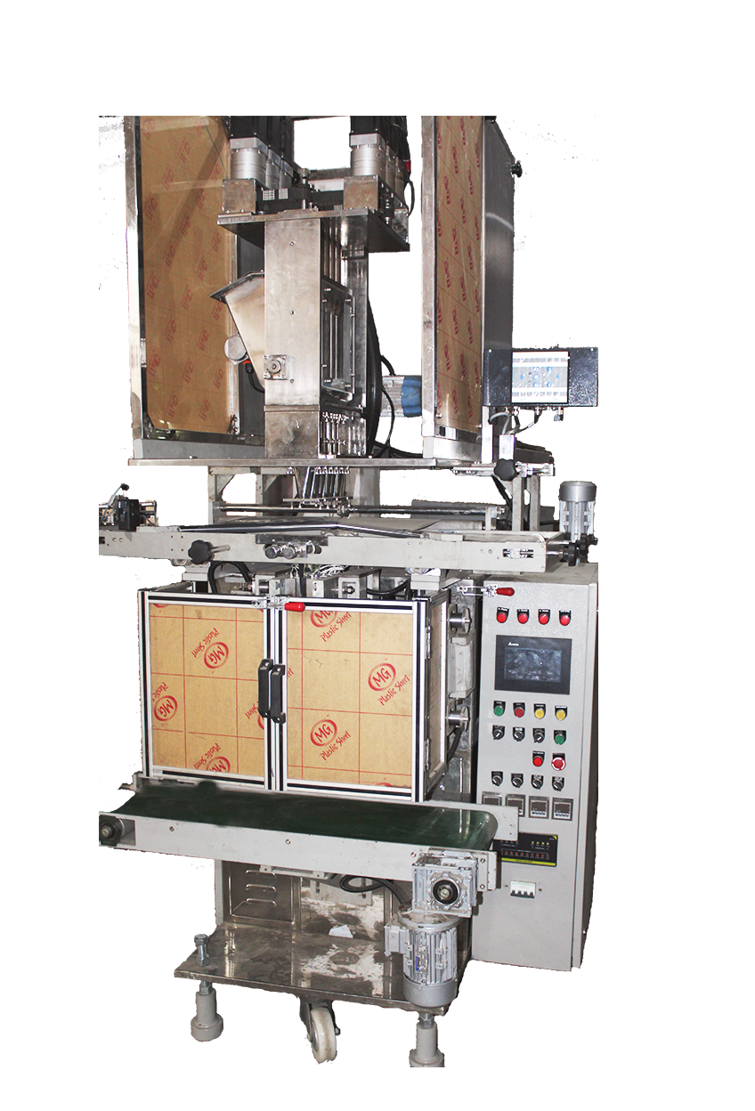 8 Track Packaging Machine
