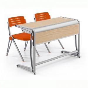 HT-8102-2 Double Desk