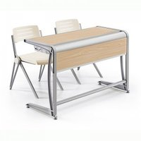HT-8102-2 Double Desk