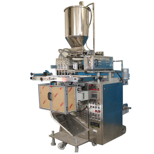 Multi Lane Liquid Sachet Packaging Machine