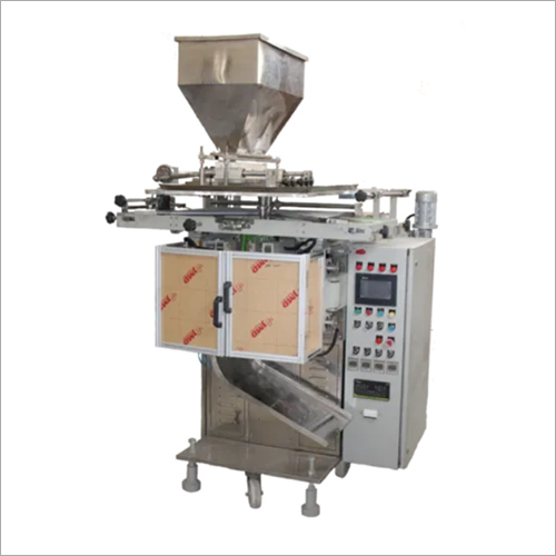 Multi Lane Powder Sachet Packaging Machine