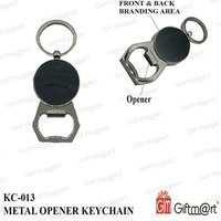Metal Opener Key Chain