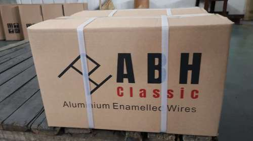 Enamelled Aluminium Winding Wire