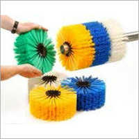 Fruit Cleaning Nylon Brush