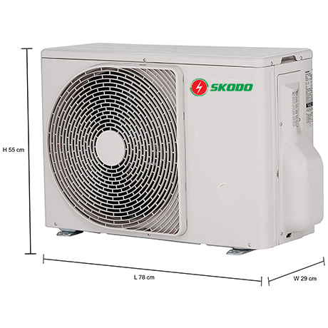 2 Ton Solar Air Conditioners