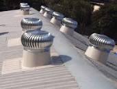 Roof Top Ventilation