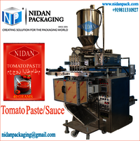 Multi lane Paste Packaging Machine