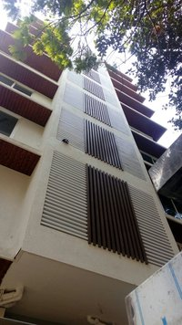 Industrial Louvers Fins