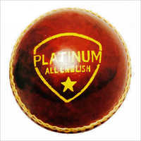 Platinum Leather Ball