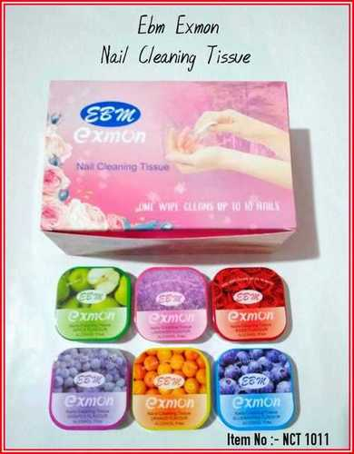 Nails cleaning tissue