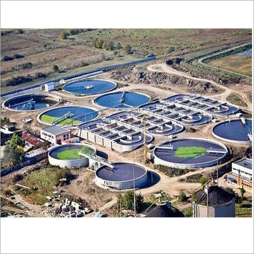 Commercial Waste Water Plant