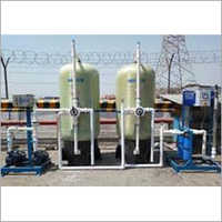 Automatic Waste Water Treatment Plant