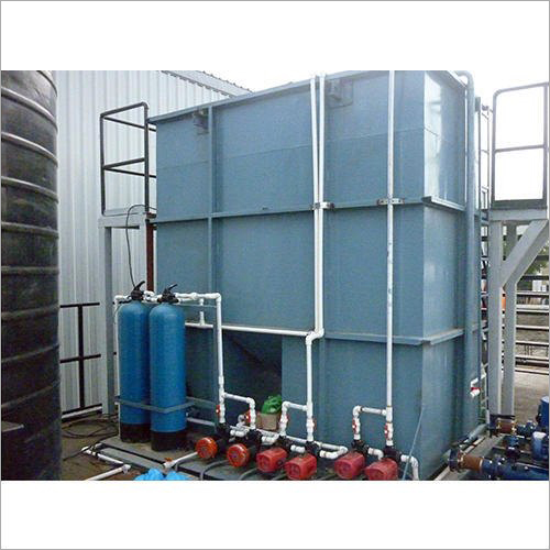 Automatic Sewage Water Treatment Plant