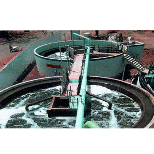 Municipal Sewage Treatment Plant
