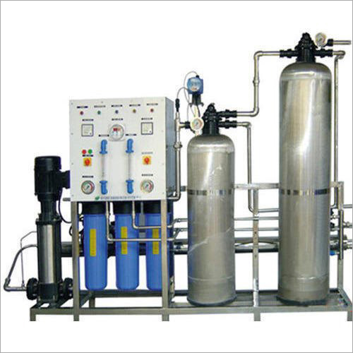 Automatic Water Demineralization Plant