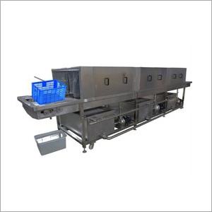 Bin Cleaning Machine