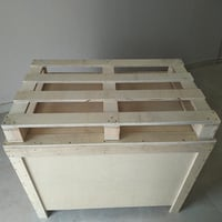 Plywood Box And Pallets