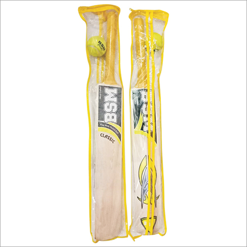 Tennis Ball Bat Set
