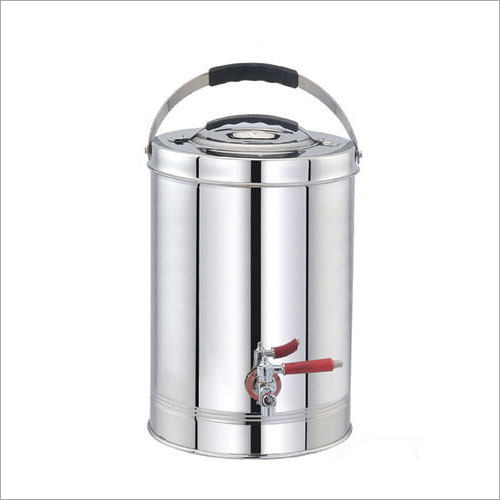 Stainless Steel Tea Urn
