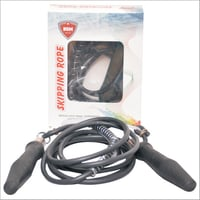 Jump Rope Rubber Handle