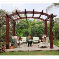GRP Garden Pergola