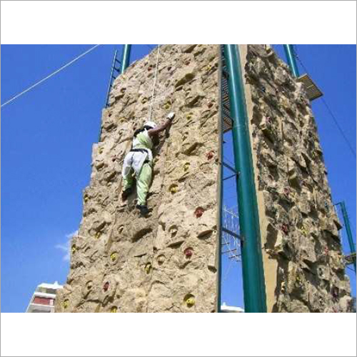 GRP Adventure Climbing Wall