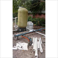 Multigrade Water Sand Filter