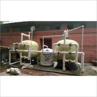 1000L FRP RO Plant