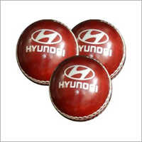 Promotional  Leather Ball