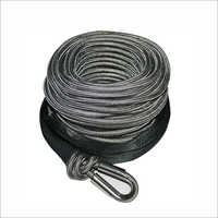 Synthetic Grey Ropes