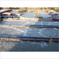 Biological Effluent Water Treatment Plant