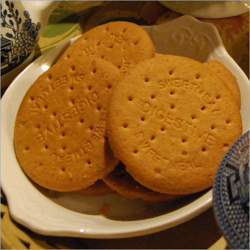 Digestive Brown Biscuit