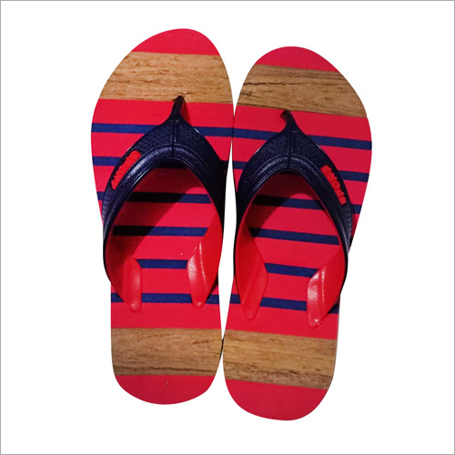 Ladies Casual Rubber Slipper