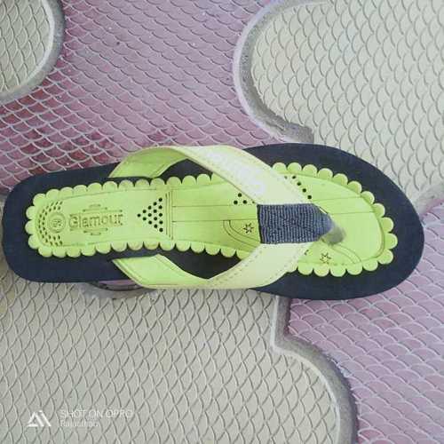 Ledes printed slipper