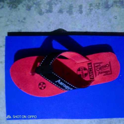 Ladies Strap Rubber Slipper