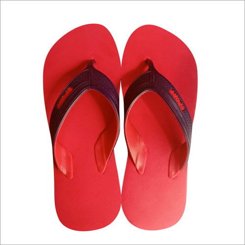 Mens Casual Rubber Slipper