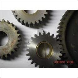 CNC Machine Gear Cutting Parts