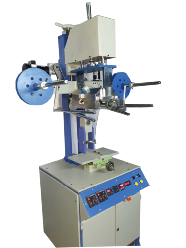 Hot Stamping Machine- Round Object