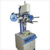 Hot Stamping Machine- Round Object