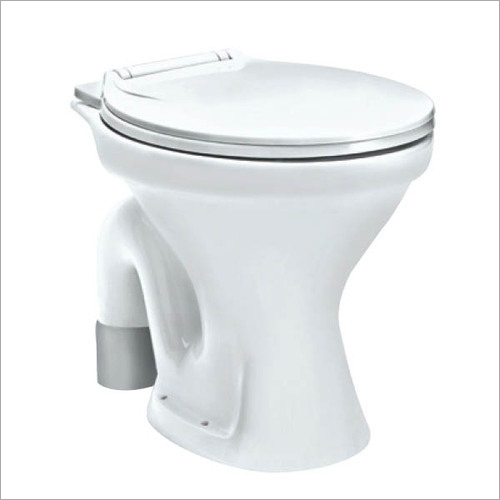 P Type Commode Toilet Seat