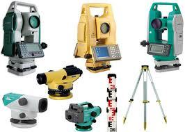 Leica Total Station Calibration Service