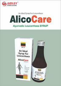 Ayurvedic Leucorrhoea Syrup