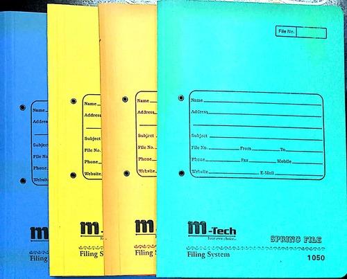 Spring File & Folders