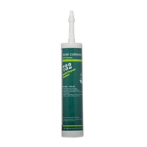 Food Grade Dowcorning 732 - 300ml NSF Silicone Sealant