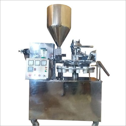 Mehandi Cone Filling Machine