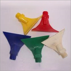 Urethane Polyurethane PU Flood and Spray Nozzles