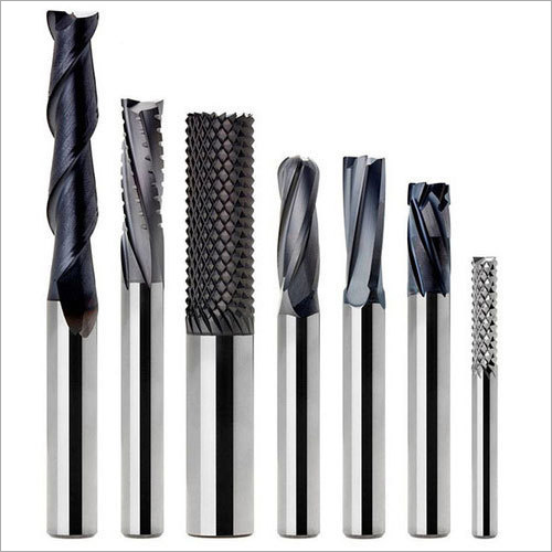 Carbide Drill Tool